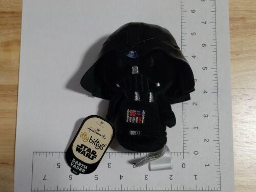 2014 Hallmark Itty Bittys Star Wars Darth Vader Plush NWT New with Tags