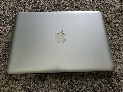 Apple MacBook Pro (13-inch Mid 2009) 2 GB RAM, 250GB hard drive.