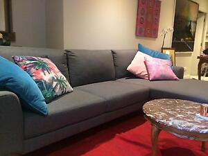 Must Go! Stunning near new chaise lounge. All offers considered! Mosman Mosman Area Preview