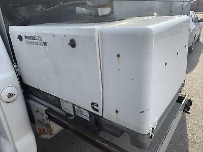 Cummins Onan Commercial Qg Generator 7kw Electric Hydraulic 7000 Gasoline 595hrs