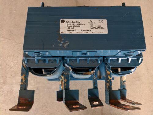 Allen-Bradley 1321-3R200-B 3 Phase 200 Amp Line Reactor Part # 166514 690V max