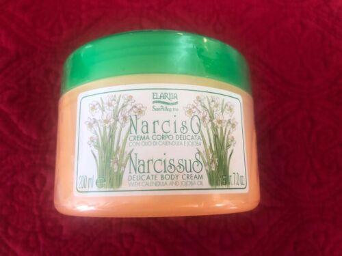 ELARiIA Narciso Body Cream  With Calendula And Jojoba Oil Oi