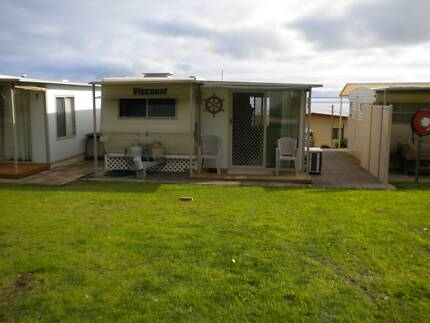 ON SITE CARAVAN FOR SALE AT PT VICTORIA Holden Hill Tea Tree Gully Area Preview