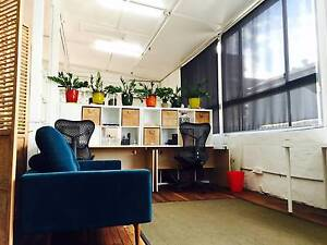 Sun filled creative office space 15 minutues from CBD St Peters Marrickville Area Preview