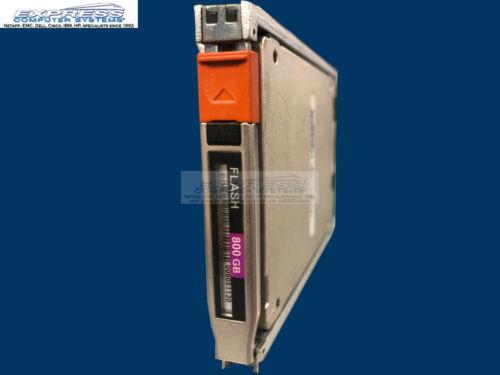 "EMC 005051130 800GB 2.5"" 6Gbps SAS SSD V4-2S6FX-800 V5-2S6FX-800 V6-2S6FX-800"