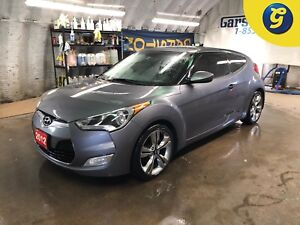 2012 Hyundai Veloster Coupe * Heated front seats * Sunroof * Han