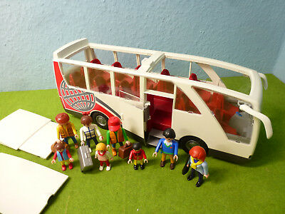 3169 Reisebus Bus Schulbus City Life zu Schule Flughafen RC Playmobil 730 gebraucht kaufen  Hagen