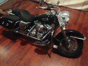 Harley Davidson road king remote control
