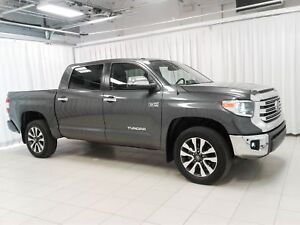2018 Toyota Tundra WOW!! CUSTOM EDITION!! LIMITED EDTN 5.7L iFOR