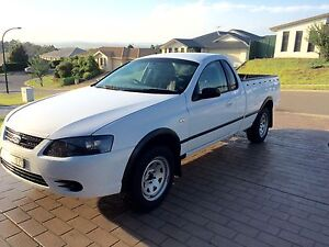 2004 Ford Falcon Ute Muswellbrook Muswellbrook Area Preview