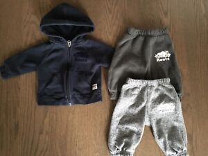 3-6 Month Roots baby clothes: