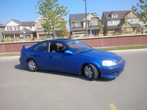 2000 Honda Civic Coupe (2 door)