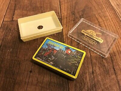 Silver Dollar City Missouri Playing Cards Deck and case, sealed, theme park