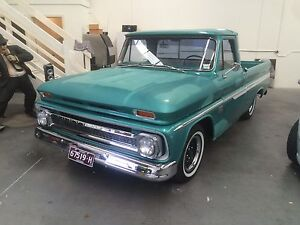 1966 CHEVROLET C10 pickup chev Gm shortbed truck Kilsyth Yarra Ranges Preview