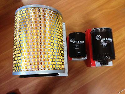 Filterpaket, Filter für Krafstoff, Ölfilter, Luftfilter Deutz   D4006 - 6206