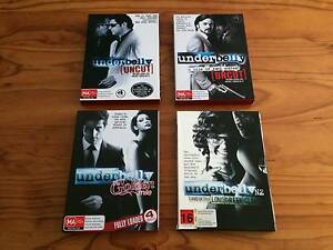 Underbelly Box Sets Paralowie Salisbury Area Preview