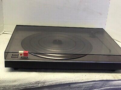 Vintage Bang & Olufsen Beogram RX Turntable no Cartridge RX