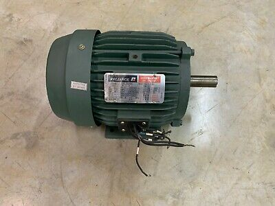 New Reliance Electric 3hp 1715rpm Motor 230460 Volt P18f311