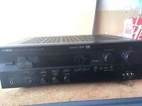 Yamaha AV receiver RX-V496