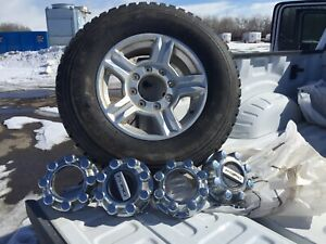 Ford tires 8 bolt and rims