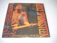 Bruce Springsteen / Video Anthology 1978-1988 Japan Laserdisc -  - ebay.it