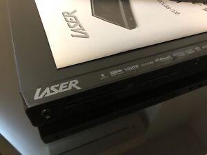 Laser Multi-Region Blu-Ray DVD Player BLU-BD1000 - Mint Condition