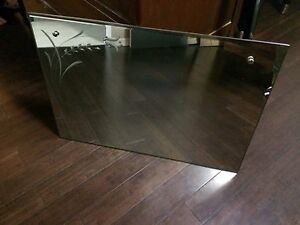 Decorative mirror 28 inches by 20 inches
