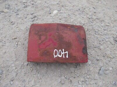 Farmall 400 450 Tractor Original Ih Ihc Dash Cover Light Gauge Panel