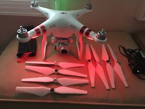 Dji phantom 3 Standard for sale with 2 batteries