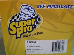 VE Holden Commodore Super Pro Bush Kit SPF2872K SPF2871K SPF2873K Kyabram Campaspe Area Preview
