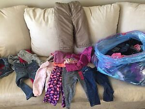 6-18 months girl clothes 50+ items