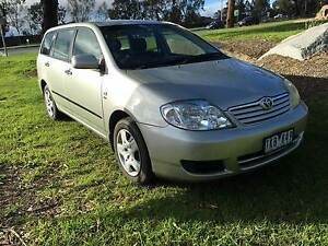 2005 Toyota Corolla Wagon Rowville Knox Area Preview