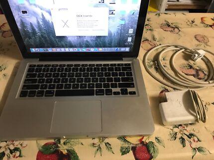"""Macbook 13"""" late 2008"""