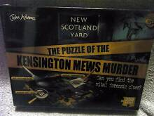 Puzzle & Game - New Scotland Yard - 250 pieces - Ages 8+ Carlisle Victoria Park Area Preview