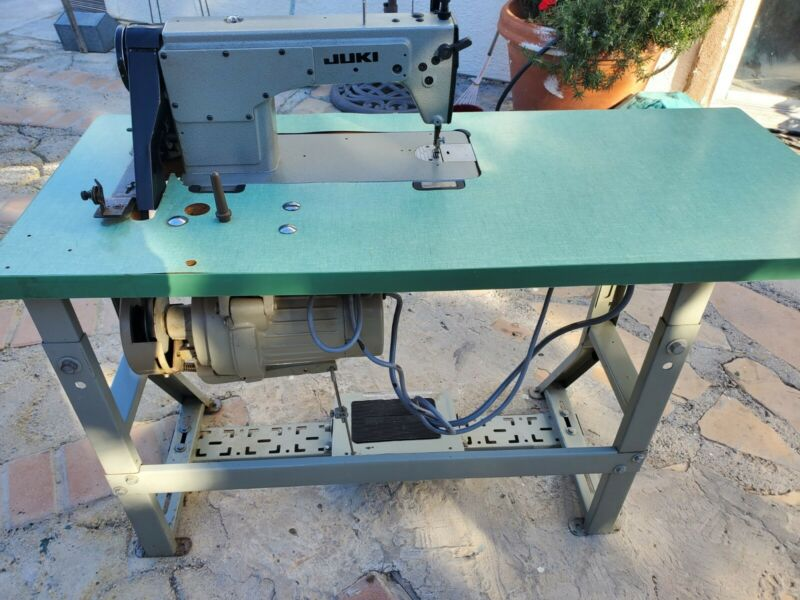 Used juki industrial sewing machine