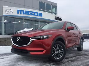 2017 Mazda CX-5 GS 4RM, Sièges et volant chauffants