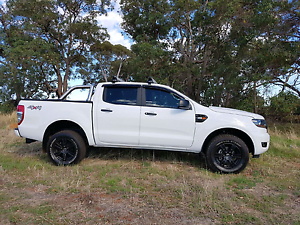 2015 XL Ford Ranger PX mkII double cab 19000kms Bullsbrook Swan Area Preview