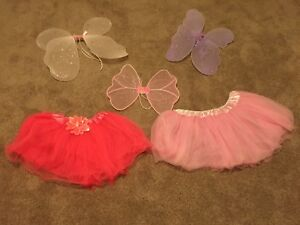 Fairy Wings and Tutus