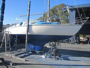 Pacific 27 yacht East Lindfield Ku-ring-gai Area Preview