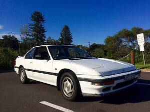 1989 Honda Prelude Coupe Sydney City Inner Sydney Preview