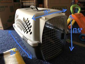 Pet Carrier in EUC