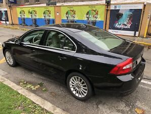Volvo S80 3.2AWD - winter ready