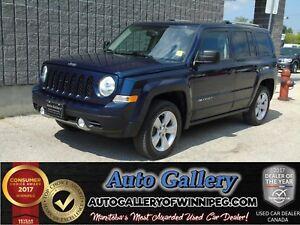 2012 Jeep Patriot Ltd 4x4 *Roof/Nav