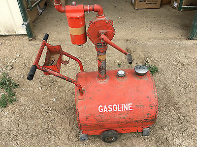 Vintage Gasboy Model 1230C Rotary Pump Transfer Gas Diesel Tank