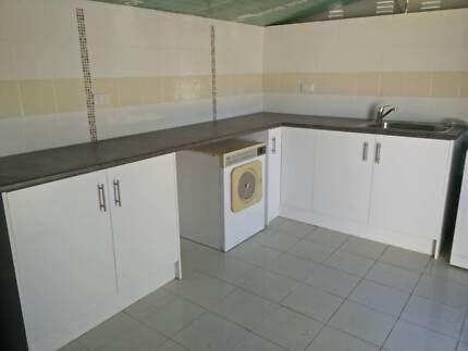 Used Laundry Cabinets With Mixer Tap And Tub