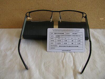 Selbstönende Gleitsicht-Brille von der Marke
