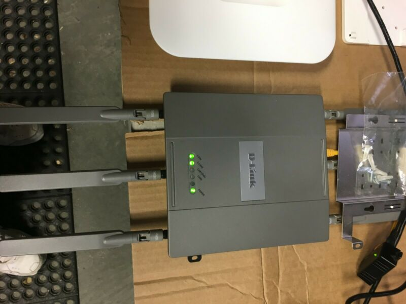 D-LINK AirPremier DAP-2695 Wireless Indoor PoE Access Point ieee 802.11AC DAP-26