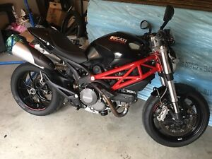 Ducati Monster 796 abs 2011