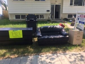 FREE STUFF- MOVING TODAY