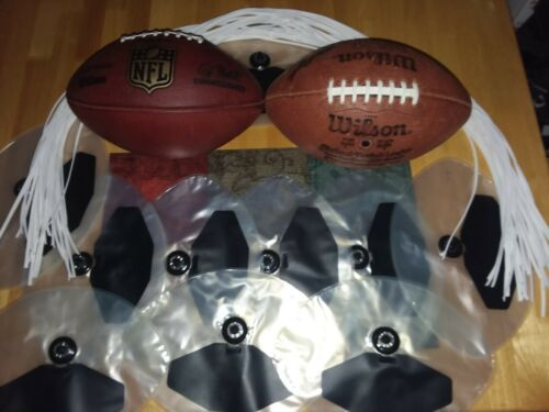 Professional Football Bladder Replacement / Repair and Re-lacing